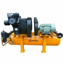Single Stage Oil Free Reciprocating Air Compressor
