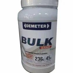 De Meter Bulk Gainer, 1.5 Kg, Non prescription