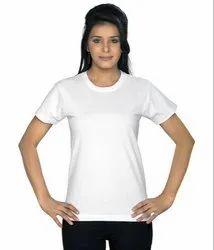 Half Sleeve Round Women's T-Shirt