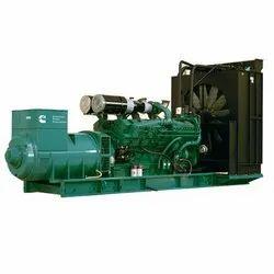 Cummins 1500 kVA Three Phase Turbocharged Diesel Generator