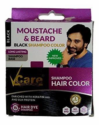 Beard Hair Color, बालों का रंग - Praba\'s VCare Health ...