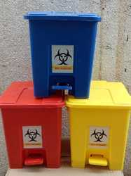 10 L Bio Hazard Biomedical Waste Bin Container