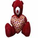 Red Baby Gift Teddy Bear
