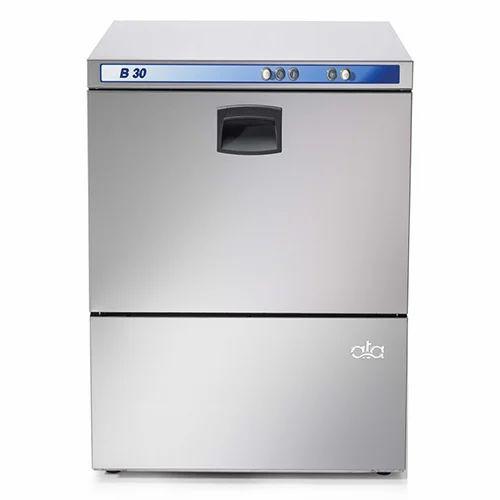 Front Loading Dishwasher, Capacity: 30 L