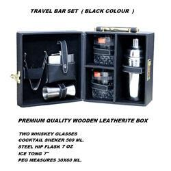 Mini Travel Bar Set
