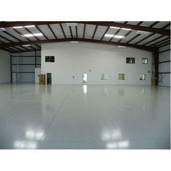 Car Parking Epoxy Floor Coating Service