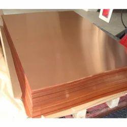 C17200 Beryllium Copper Plates