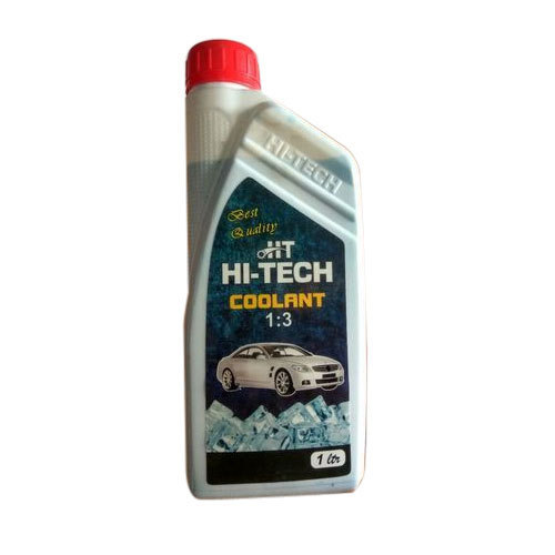 hi-tech and hi-tech engine coolant, packaging type: can