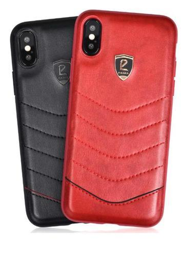 save off 9c298 62040 Iphone X Puloka Leather Cover