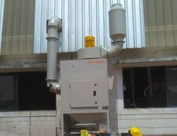 Large Filtration Dust Collector