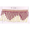 Temple Curtain Polyester Lace