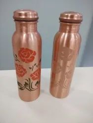 Wandcraft Exports Colour Changing Magic Copper Water Bottle