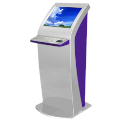 Customized Exhibition Kiosk