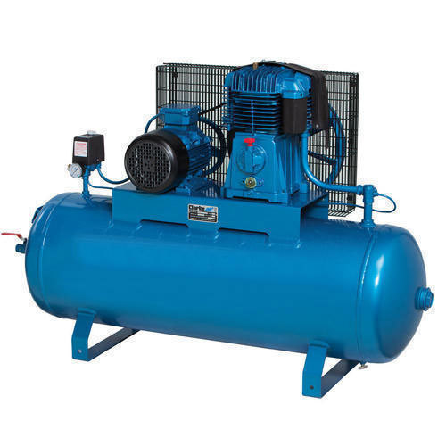 1 HP Single Stage Industrial Air Compressor, 220V