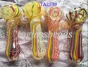 Glass Roling Peanut Pipe