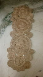 Jute Handmade Table Runner