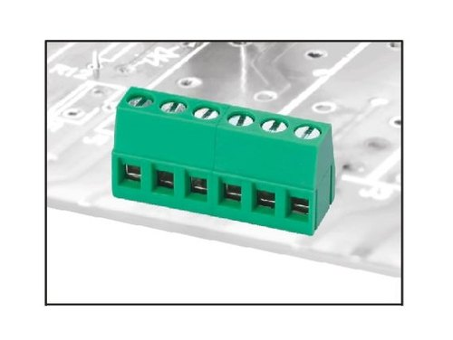 PCB Mount Terminal Block XY128V-A5.0MM