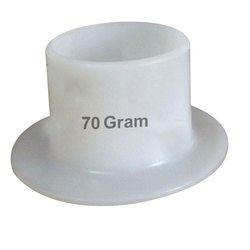 70 Gram Virgin Plastic Core Plug