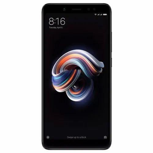 Black Mi Note 5 Pro Smart Phone