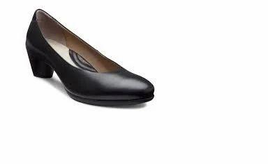 PVC Ladies Black Formal Shoes, Rs 300
