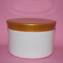 Plastic Golden Jar