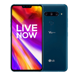LG V40 ThinQ LMV405EBW Phone