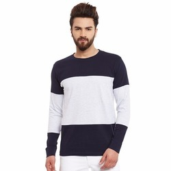 Round Neck Full Sleeves T-Shirt
