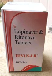 Lopinavir 200mg & Ritonavir 50mg with Oseltamivir 75mg