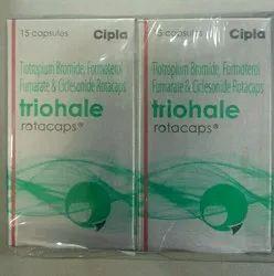 Triohale Rotacaps
