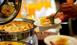 Party Catering Service For Eating