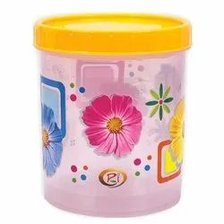 Plastic Printed Containers