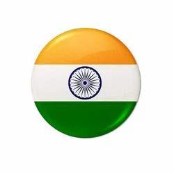 f5b05c04aca73 Tri-colour INDIAN FLAG BADGES