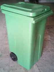 Waste Container & Dustbin 120 Liter with Wheel