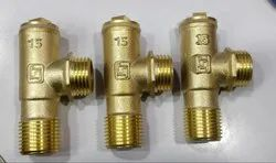 Brass Star Gold Ferrule