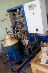 HFO MMPX304 Oil Centrifugal Separator Machine