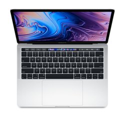 Silver Apple MacBook Pro, Hard Drive Size: Less than 500GB, Screen Size: 13