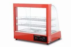 Steel FOOD WARMER, For Commercial, Size/Dimension: 26*23*18