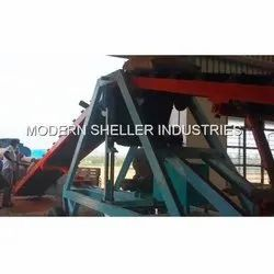 Mobile Truck Loading Conveyor