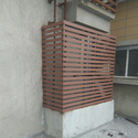 Duct Shaft Cladding
