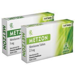 Metolazone Tablets 2.5mg/ 5mg