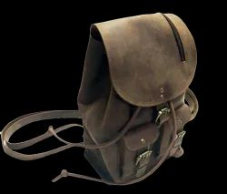Buffalo Leather Teen''s Backpack Bag