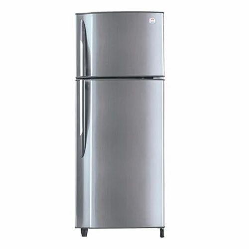 5ecef4399 Silver Godrej Double Door Refrigerator