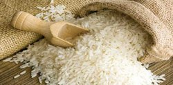White Rice Grain