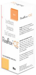 Levofloxacin And Ornidazole Suspension