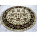 Designer Round Woolen Carpet