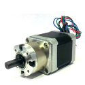 Spark Motors Two Phase Geared Stepper Motor, For Motion Controlling, Voltage: Dc 24 V