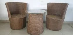 Modern Design Outdoor Wicker Furniture Set