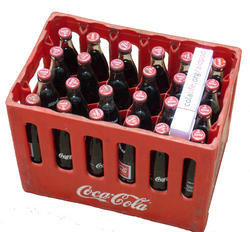 Coke Pet Tray Crates