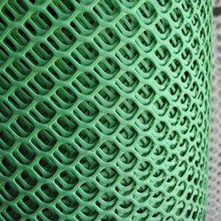 Smart Fence Green Plastic Fencing Mesh