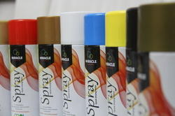 RAL Shade Sprays Paints